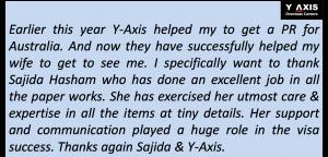 Y-Axis Customer Reviews, Y-Axis Fraud, Y-Axis Australia PR